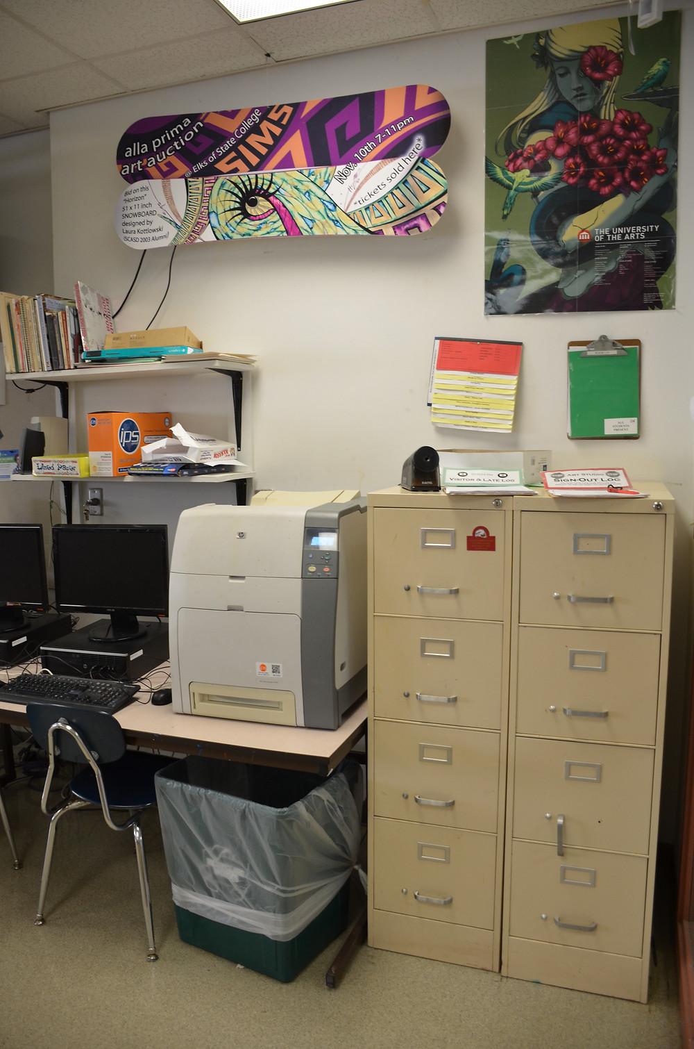 Image by Alison Bongiorno, Student Computer Area