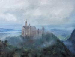 Castle in Neuschwanstein