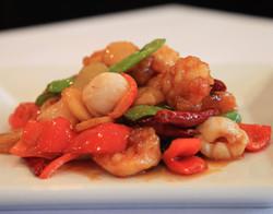 Lychee Shrimp