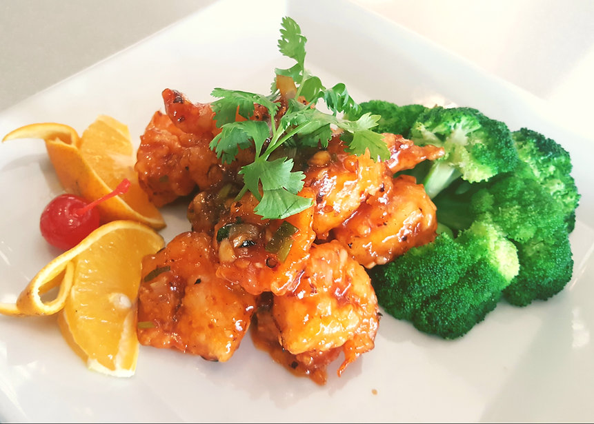 Hot Braised Shrimp