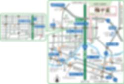 天白区植田(梅ヶ丘)梅が丘、天白区植田の梅が丘内科とアレルギーのクリニックです。原駅、平針駅から徒歩圏内です。植田方面からは、302高架下を通りすぐにあります。植田南学区からお越しの方は植田駅を原駅方面にむかい、植原橋手前を右折します。植田駅を原駅方面にむかい、植原橋手前を右折します。