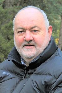 Author Martin O'Halloran