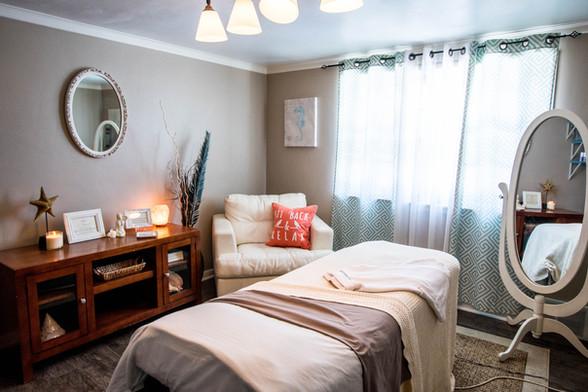 Refresh Skin Spa Room