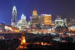 Cincinnati Oh Car Service Rate