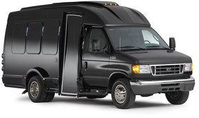 13-passenger-executive van