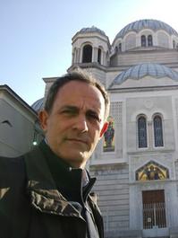 Pablo Ayo at Trieste, Italy