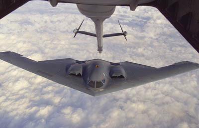 Il Lockheed F-117 Nighthawk, cacciabombardiere dell'USAF