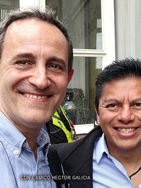 pablo Ayo and Hector Galicia