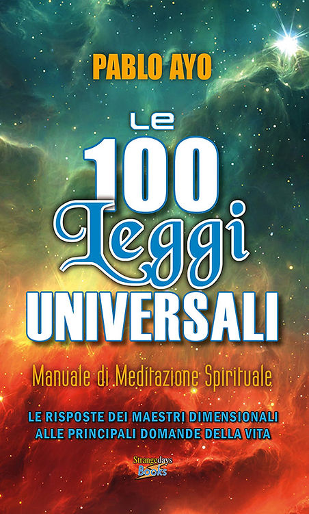 le 100 leggi universali COVER Front web.