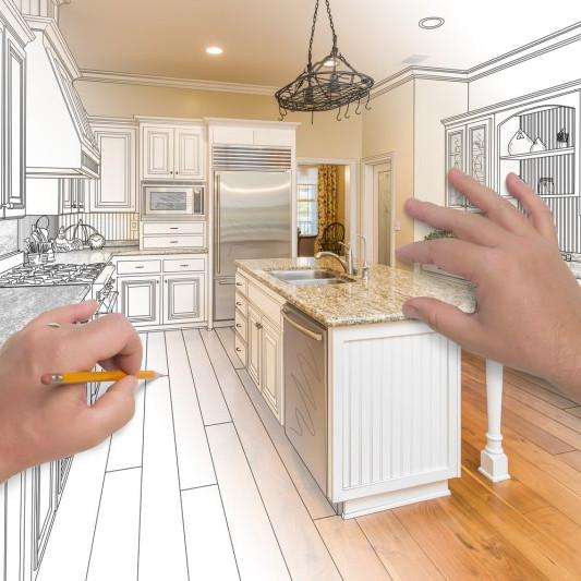 旧屋装修改造——设计 工程许可 实用性 投资回报的考量