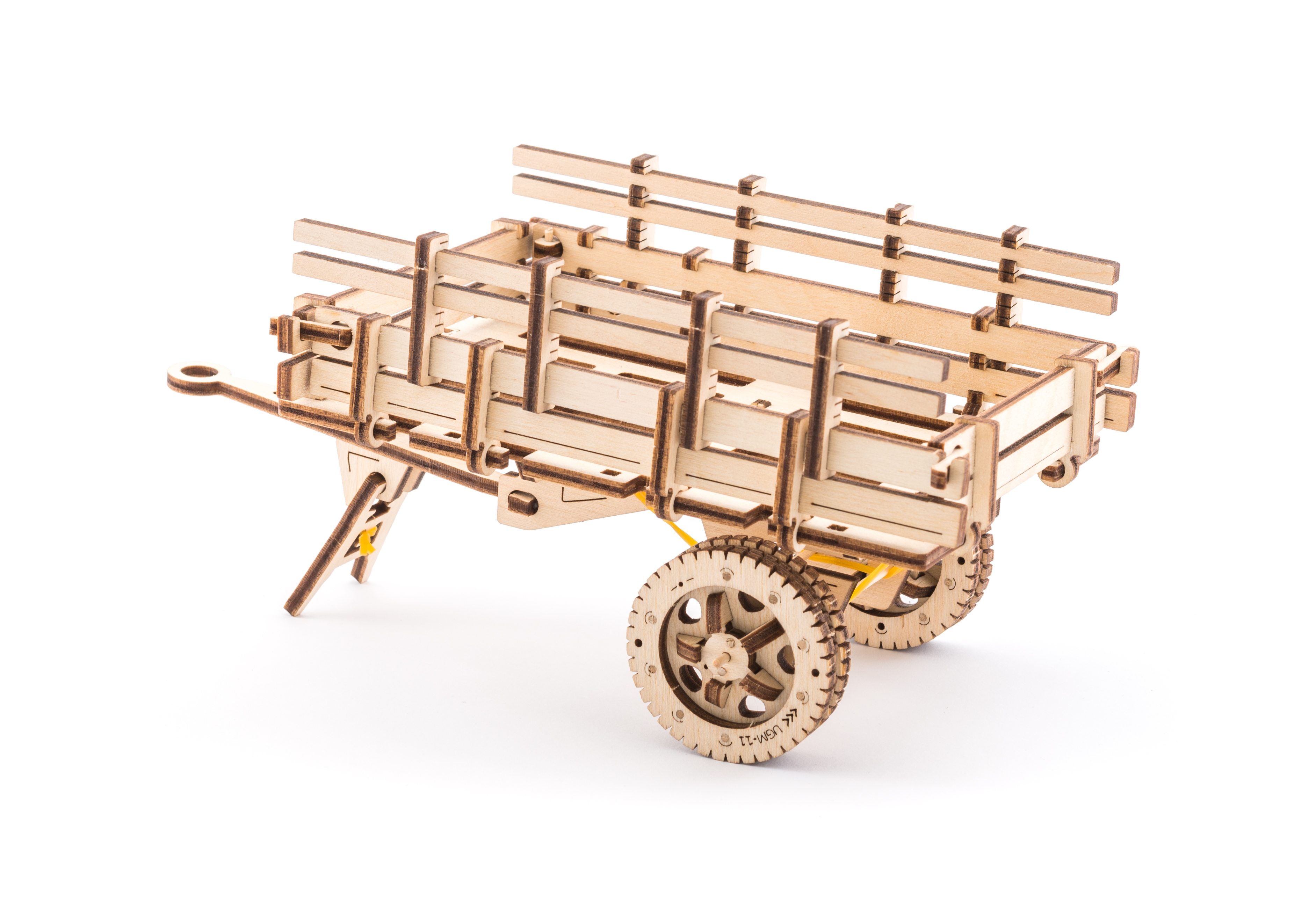 Ugears Chassis Addition
