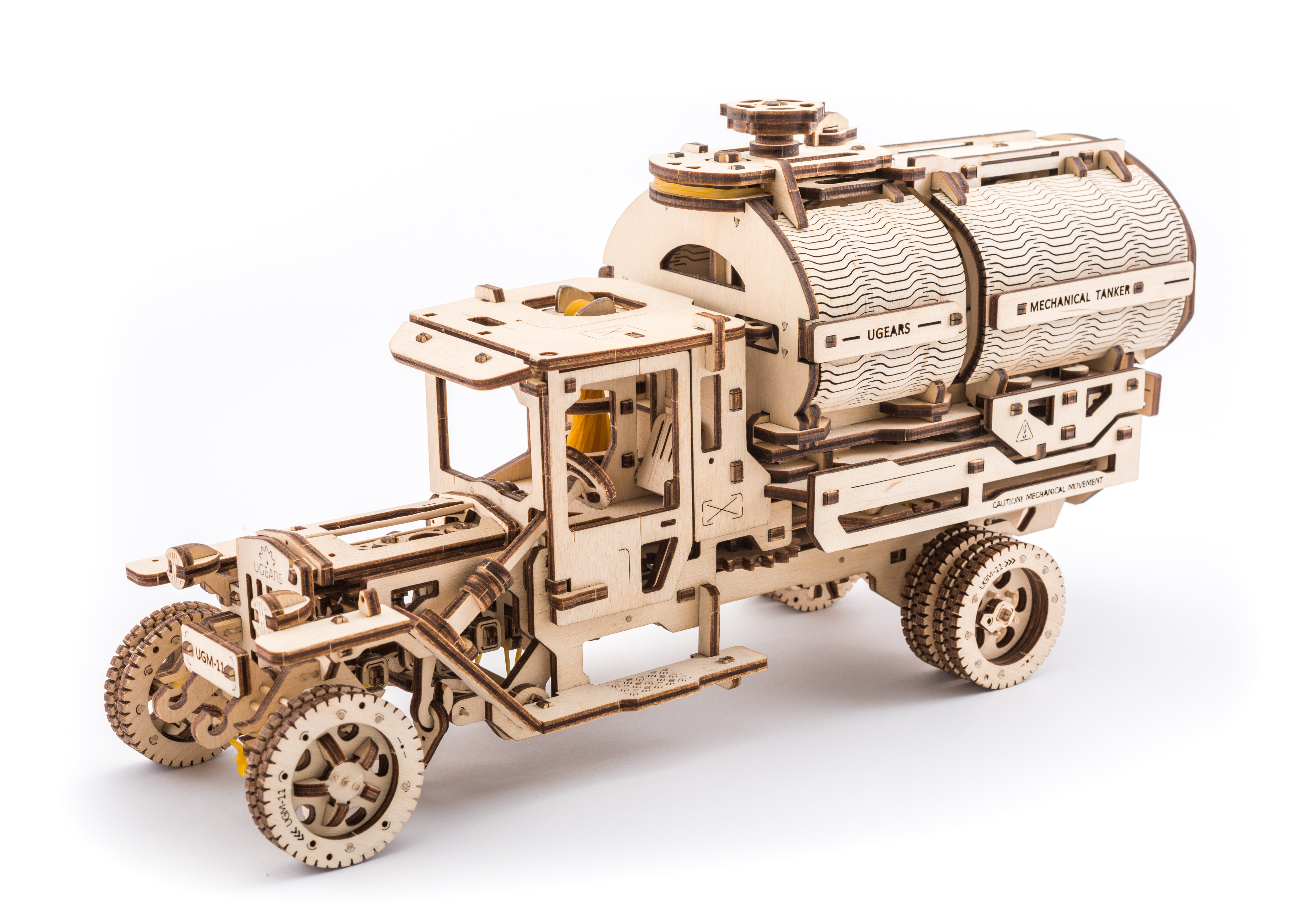 Ugears Tanker Addition