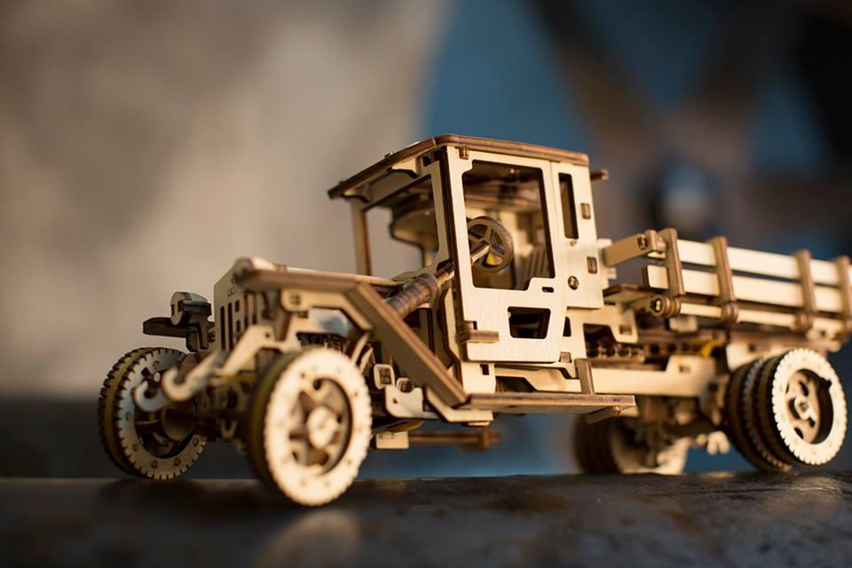 gears truck