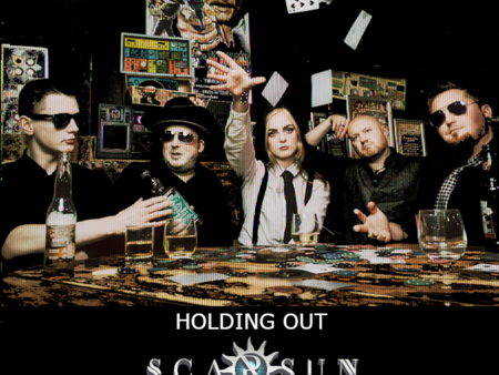 ''HOLDING OUT'' - AVAILABLE NOW!!!!