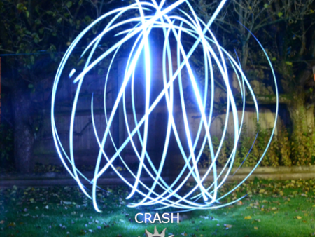 ''CRASH'' - AVAILABLE NOW!!!!