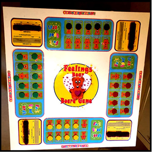 Feelings Bear Table Game