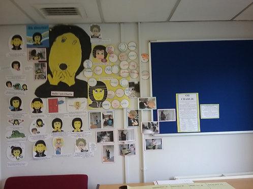Oh Charlie 2 Hour Workshop (Primary)