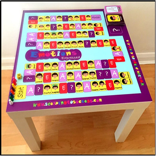 Emotions Expressed Table/Board Game