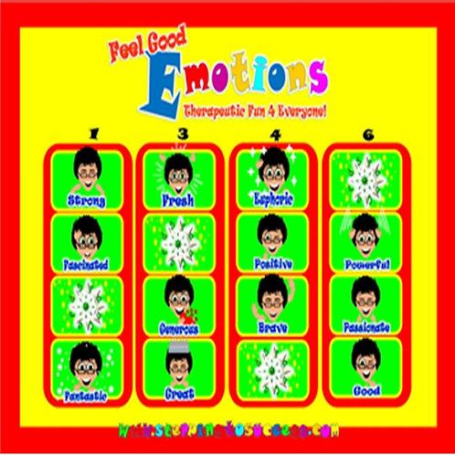 Feel Good Emotions Board Game