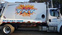 TnT Trash Service in Charles County, MD