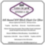 6th Annual 100 Block Classic Car Show 20