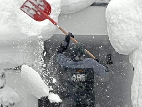 Schneelastmessungen