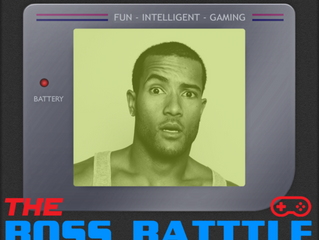 FoolBoyMedia meets Ted from RaptorCow on the Boss Battle Gamecast!