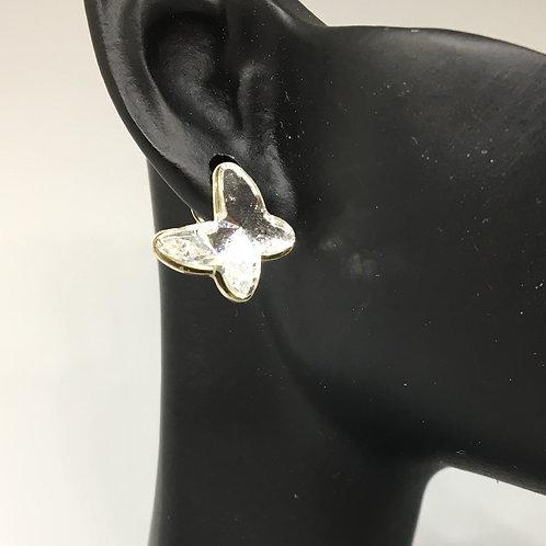 Boucles d'oreilles BUTTERFLY Argent 925
