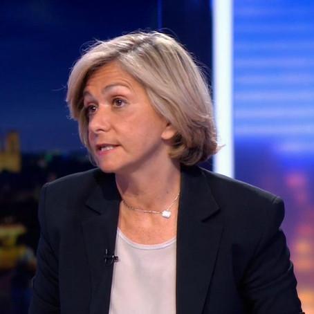 Valérie Pécresse largement favorite pour les régionales