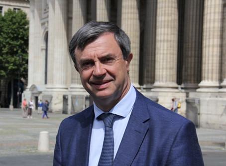 Jean-Pierre Lecoq maire LR du VIe renonce à sa candidature à la mairie de Paris