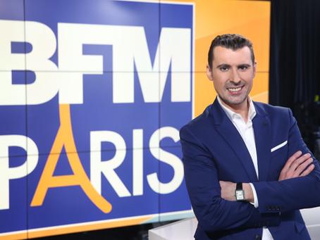 BFM Paris va rediffuser les rencontres du PSG en C1