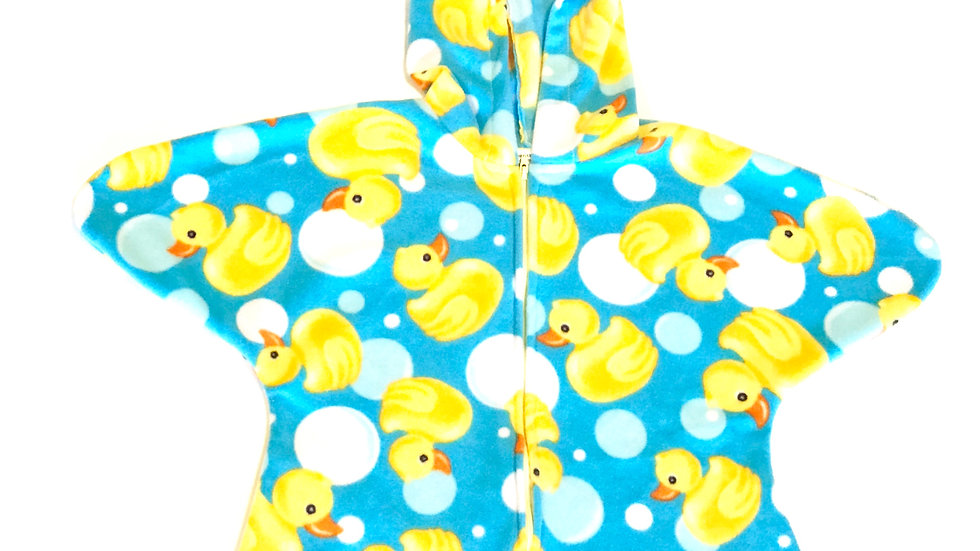 Rubber Ducks Baby Bunting