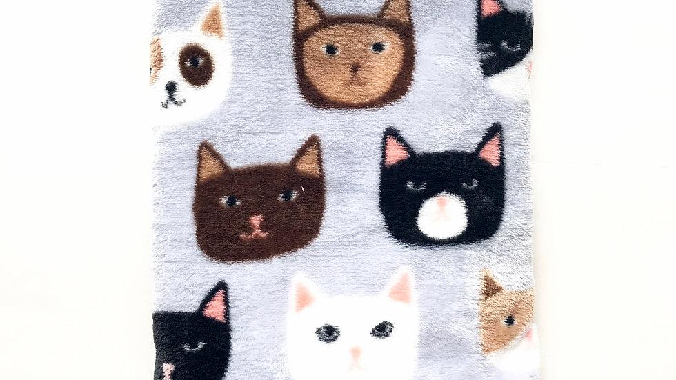 Cute Cats Stroller Blanket