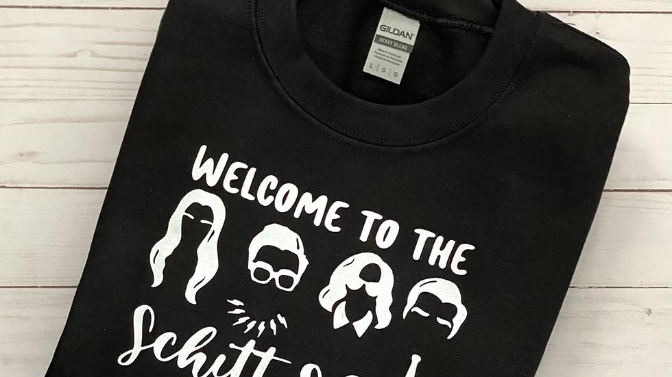 Schitt Show Crewneck Sweatshirt - Black