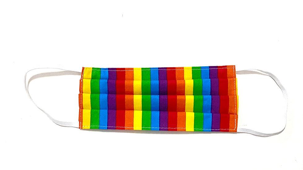 Adult Face Mask - Rainbow