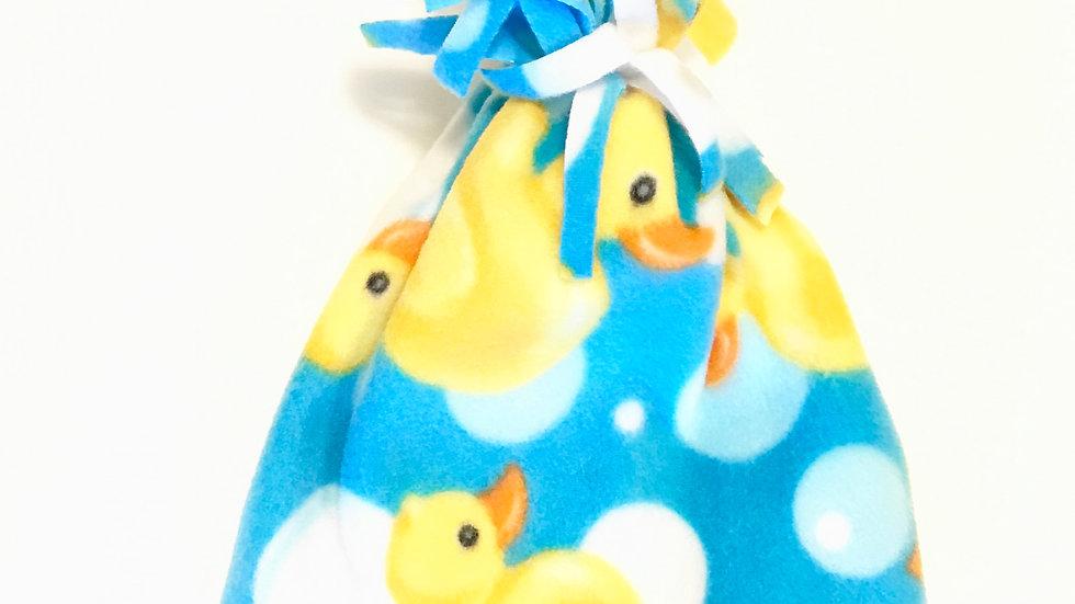 Kids Rubber Ducks Fleece Hat