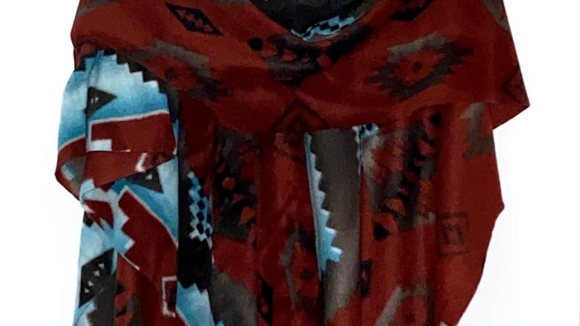 Ladies Wrap - Southwest Navajo