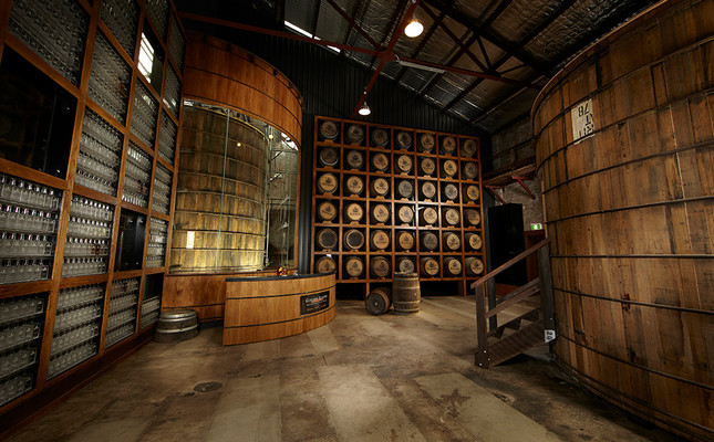 Barrel Rm - Bundaberg Rum Distillery
