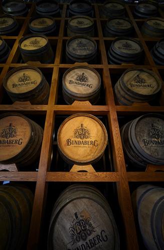 Barrel Rm - Bundaberg Rum Distillery