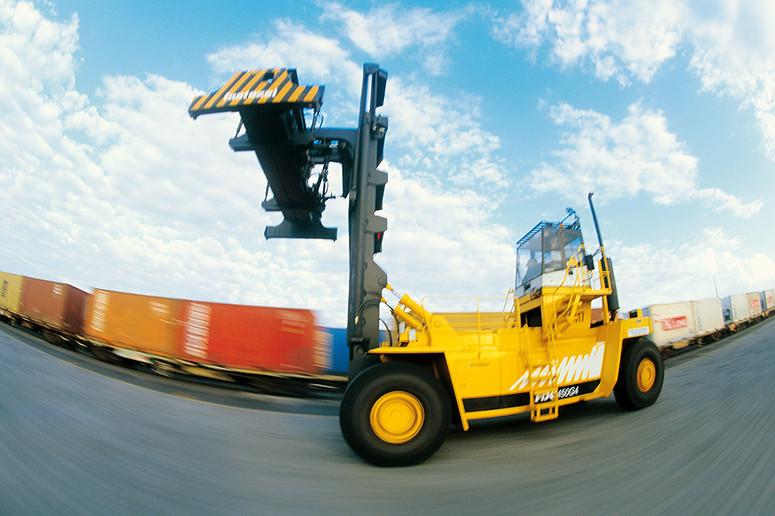 Container Lifter - Australia Trade Coast