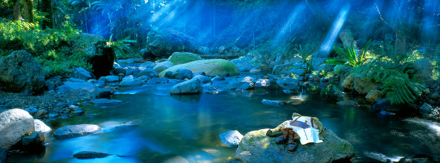 Coomera River - Binna Burra Resort