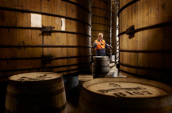 Bonds 15 - Bundaberg Rum Distillery