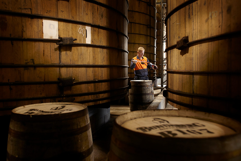 Bonds 15 - Bundaberg Rum Distillery