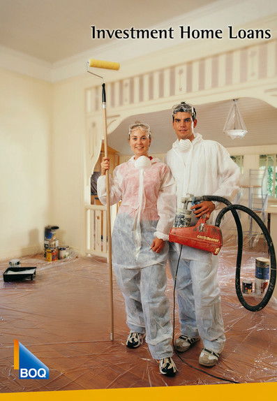 Painters - Bank of Qld