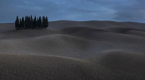 Lama-San Quirico d'Orcia - Italy