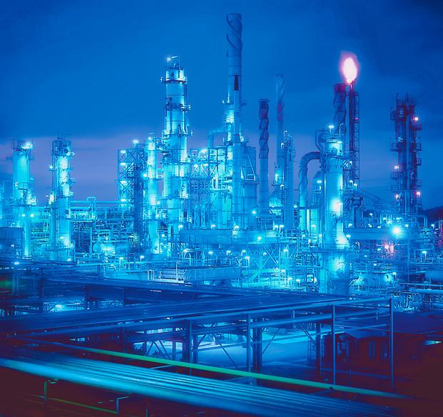 BP Refinery - BP