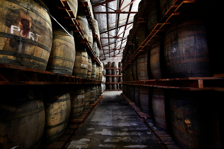 Bonds 2  - Bundaberg Rum Distillery