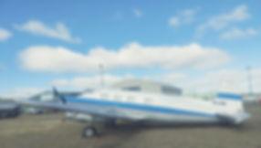 tailwheel airplane