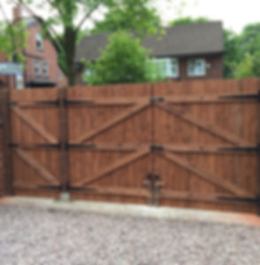 Here at ARW Gates we offer Top Quality hand made scandinavian wooden garden gates. Free quote call 0161 312 0800 or Shop now. Based in Manchester and Free UK Delivery Mainland from Manchester, Stockport, Essex, Bristol, Somerset, London, Birmingham, Stoke, Wolverhamton, Bristol, Kent. Gates for sale.