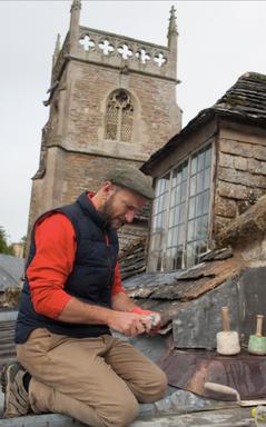 Repairs to Lydiard Tregose Church
